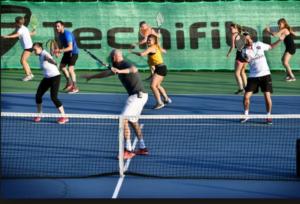 Tennisman de merde —
